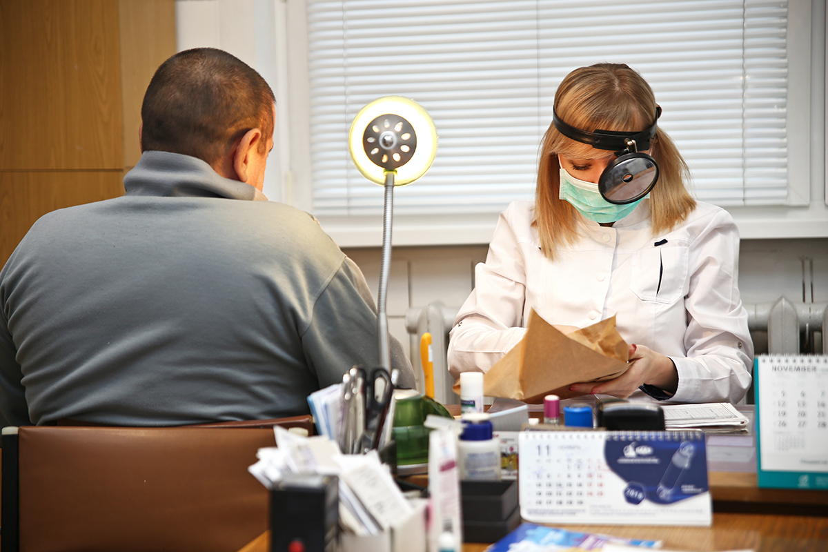 Юлия Койпаш, врач-оториноларинголог Барановичи
