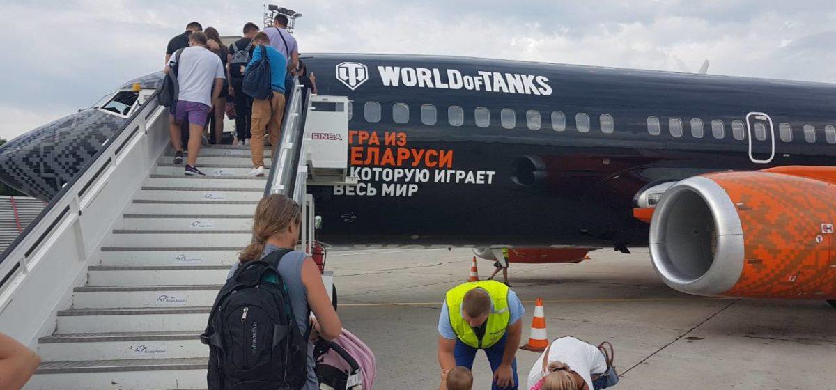 На борту самолетов «Белавиа» появятся магазины
