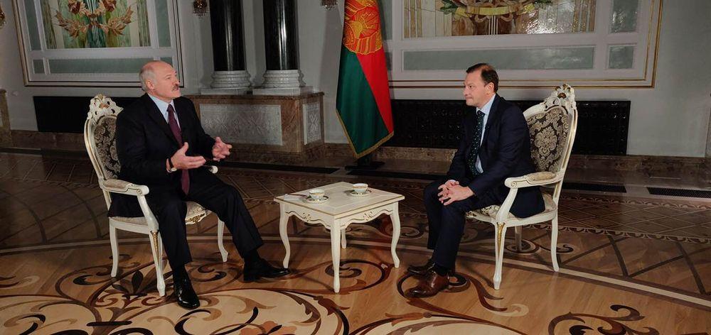 Лукашенко в интервью каналу «Россия-24»: «Знаем, куда идти, как идти. Опыт уже есть»