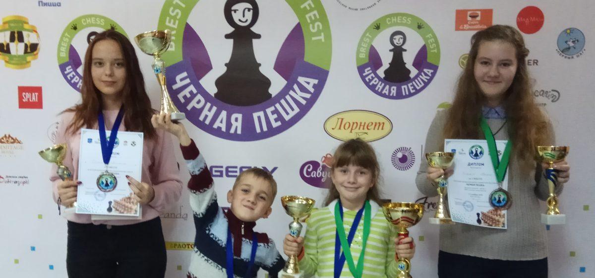 Юные барановичские шахматисты отличились на международном фестивале