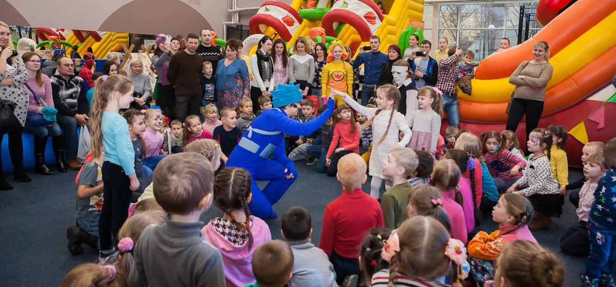 В Ледовом дворце пройдет детский праздник «Планета Желаний»*