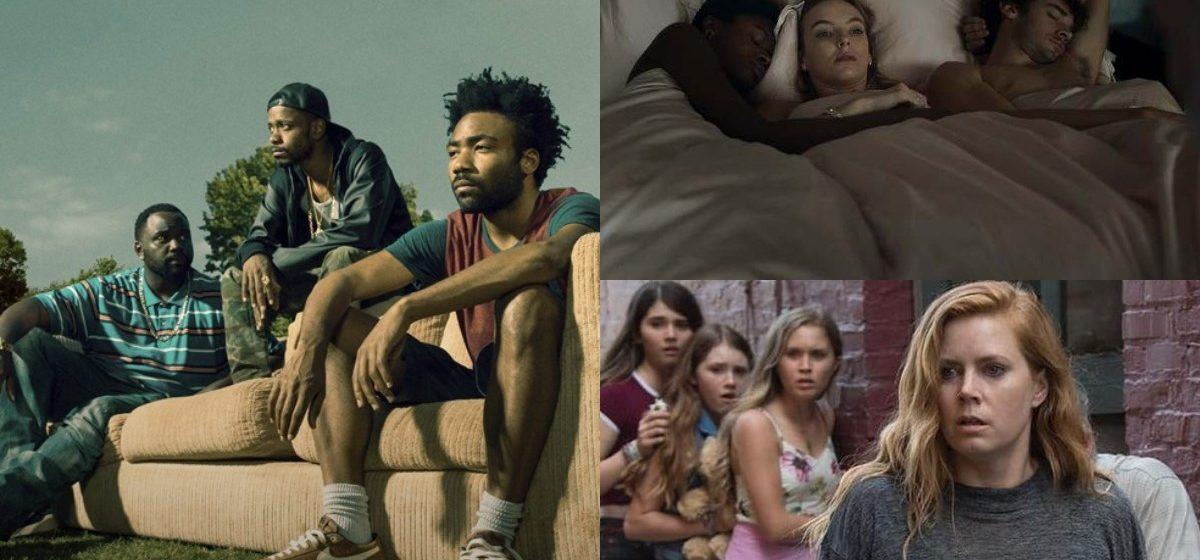 В США назвали ТОП-10 лучших сериалов 2018 года