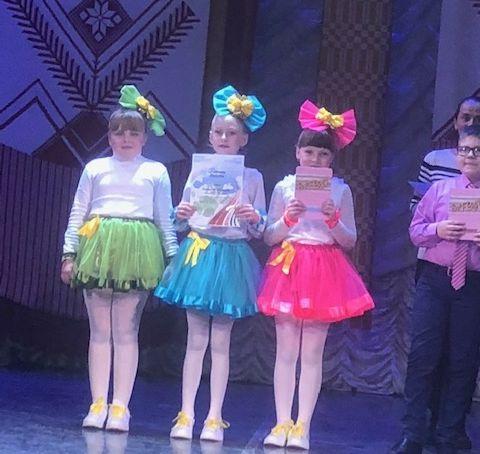 Ансамбль из Барановичского района занял второе место в международном фестивале