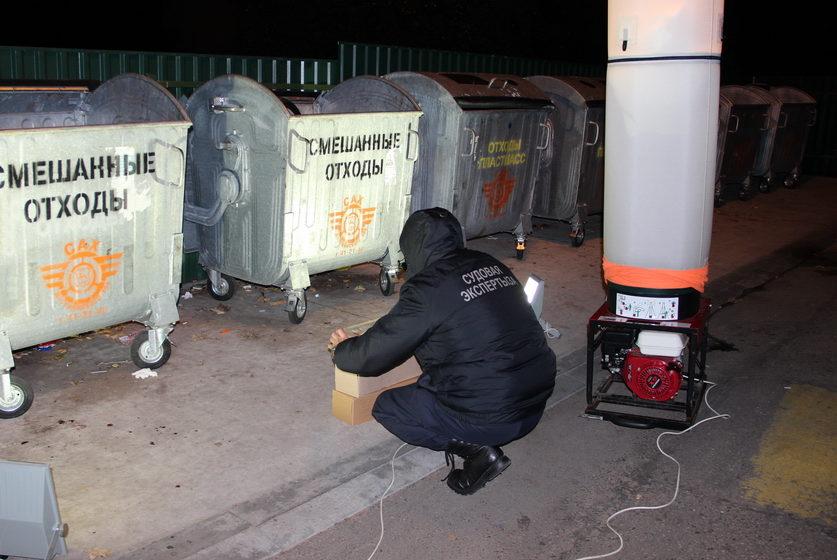 В Гродно задержали женщину, которая выбросила в мусорку новорожденного ребенка