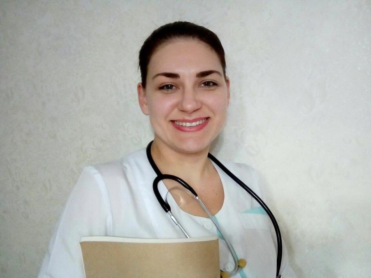Анастасия Шевцова. Фото: личный архив