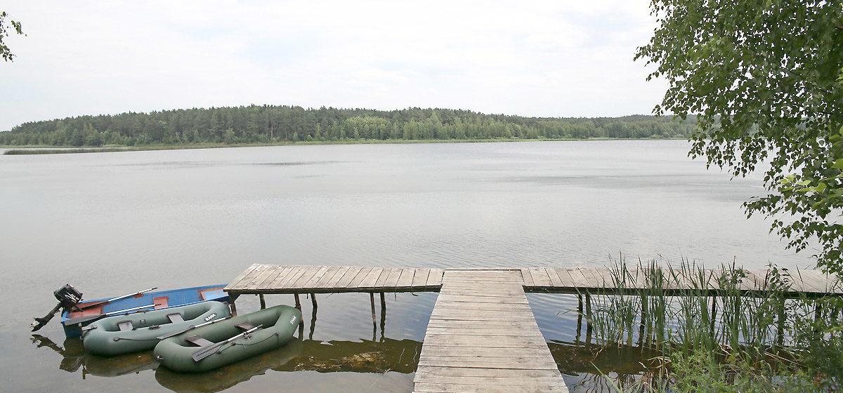 Лукашенко изменил границы Полесского радиационно-экологического заповедника, чтобы организовать на Припяти рыболовные угодья