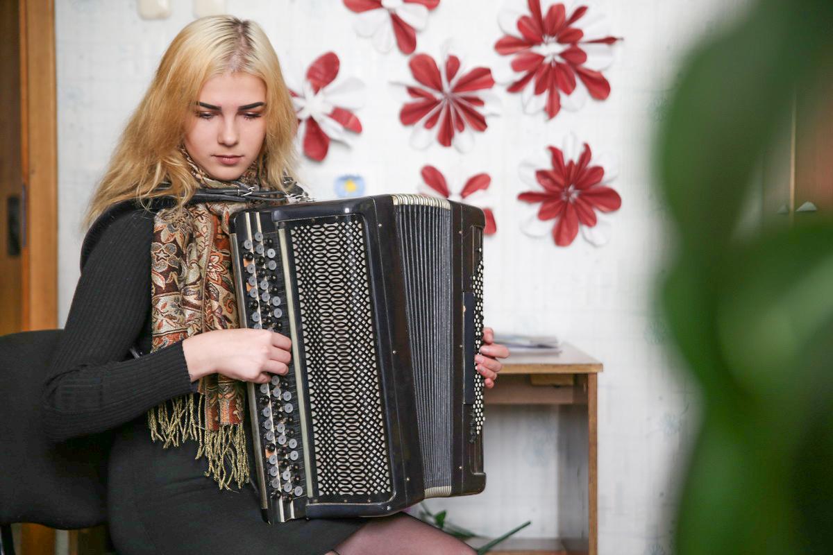 Марина Дегтярик. Фото: Евгений ТИХАНОВИЧ