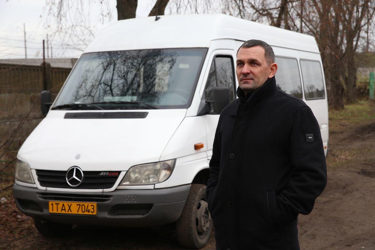 Олег Кудрявцев, директор ООО