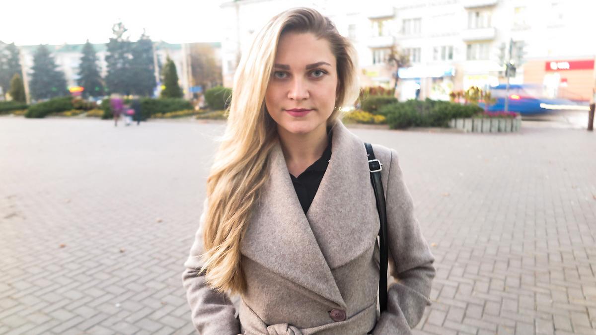 Мария Белькевич. Фото: Анастасия ШИМКО