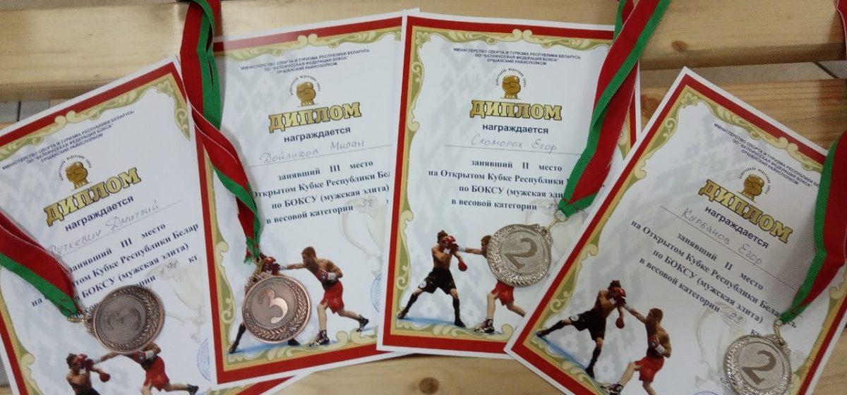 Два барановичских боксера представят Беларусь на Кубке мира после завоевания серебра на Кубке страны