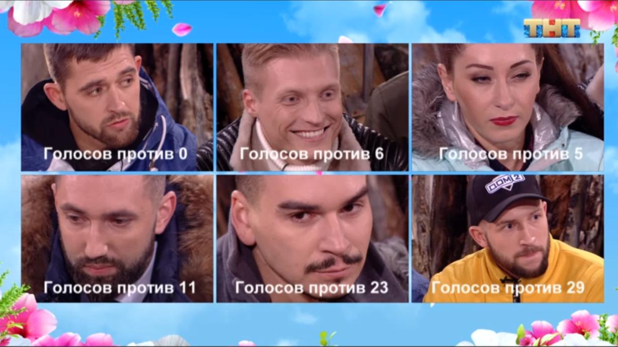 Против Виталия проголосовали 11 человек.