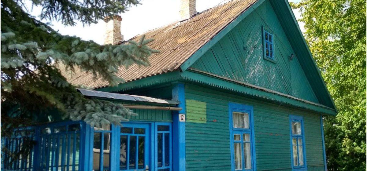 В Барановичском районе контору лесничества можно купить под дачу