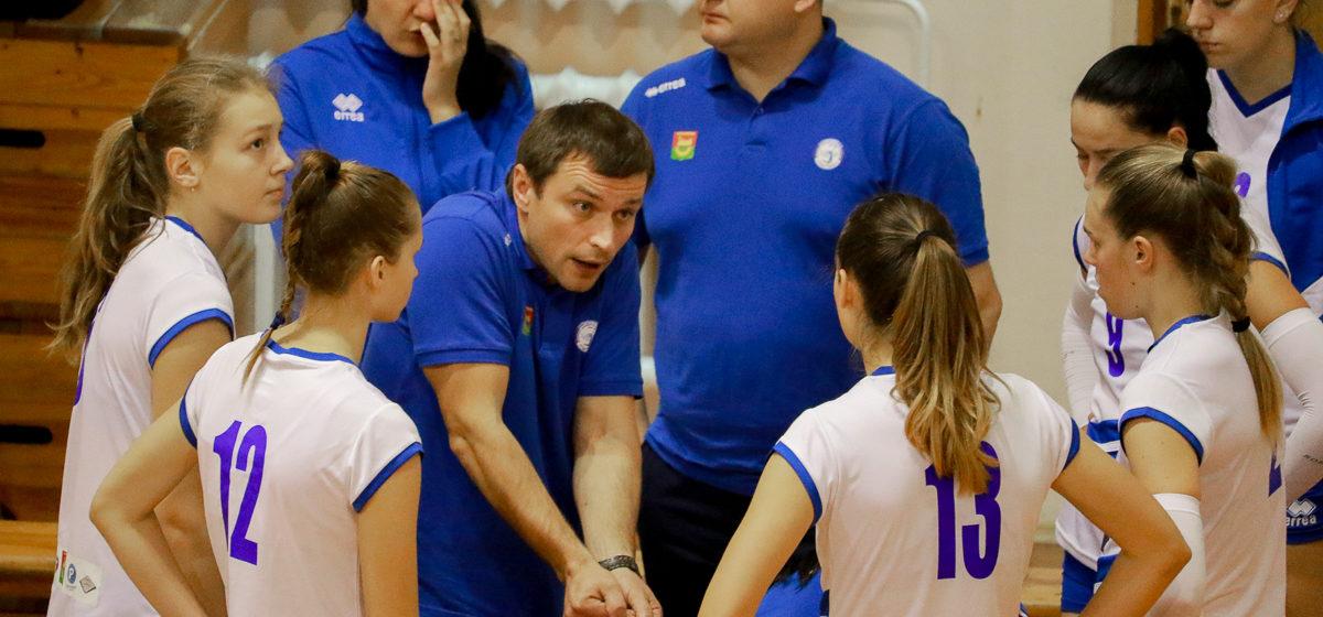 Волейболистки «Атланта-БарГУ» проиграли в гостях «Дружбе» из Новополоцка обе игры третьего тура