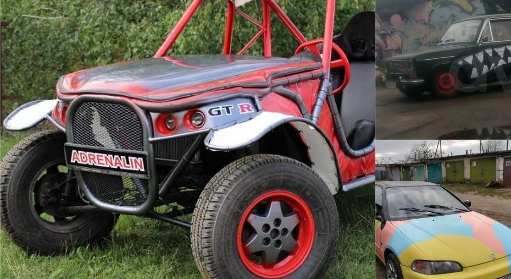 ТОП-5 необычных автомобилей, которые продаются в Барановичах