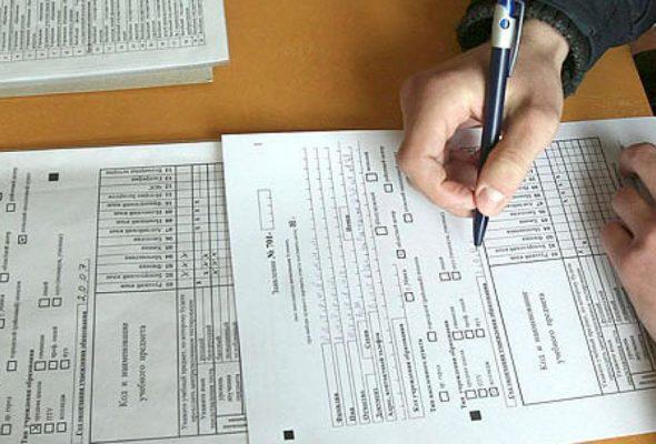 Как работает новая система ЦТ: абитуриент набрал 32 балла за четыре правильных ответа