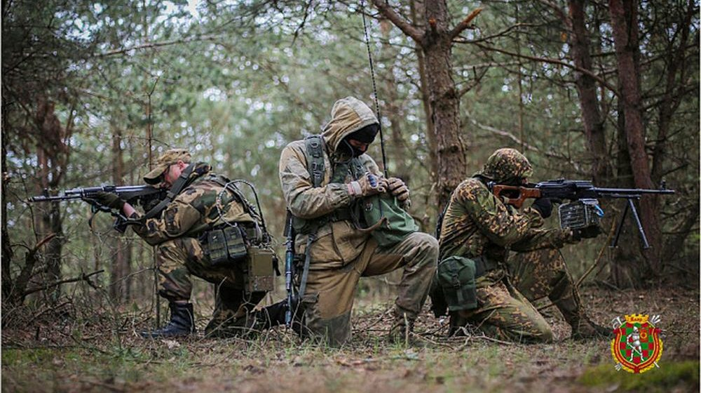 Стало известно, какое место занимает Беларусь в рейтинге сильнейших армий Европы