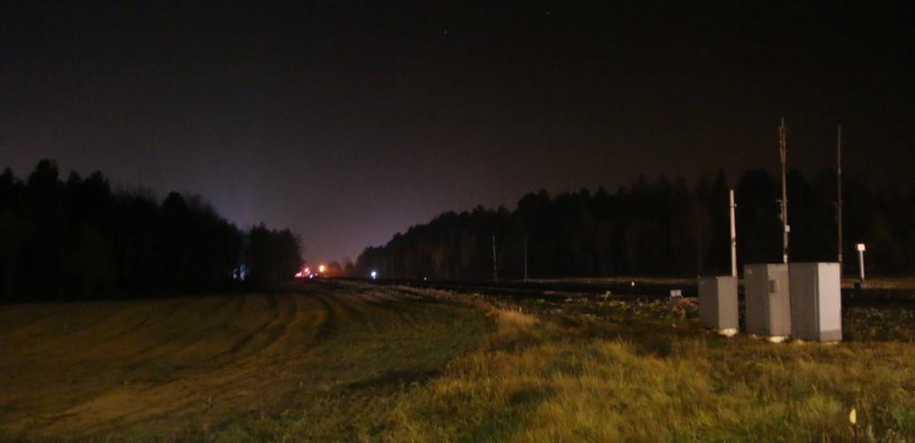 Под Ганцевичами молодой человек погиб под колесами грузового поезда
