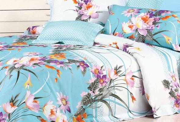 Приятное и комфортное постельное белье