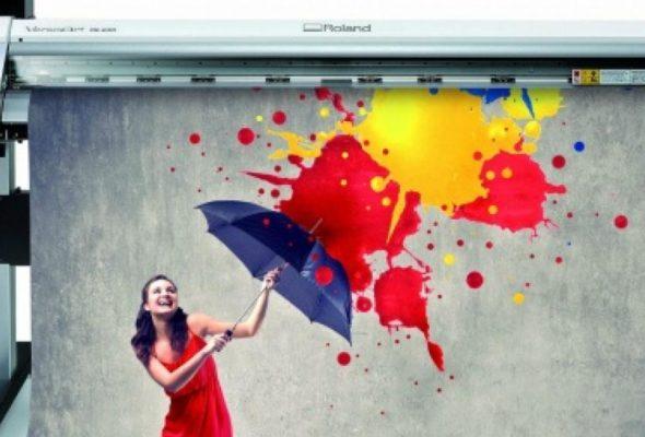 Печать рекламной продукции через онлайн-типографию