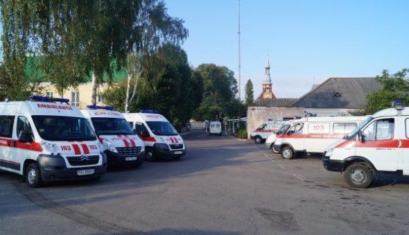 Как быстро должна приехать скорая в населенные пункты Барановичского района?