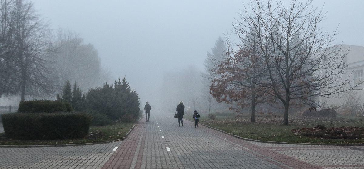 Какая погода будет в Барановичах в последний день осени