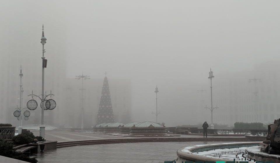 Милиция нашла женщину, которая «заминировала» площадь Независимости в Минске