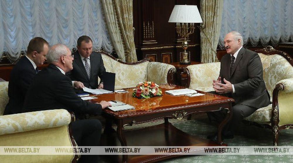 Лукашенко — немецкому послу: Мы хотим, чтобы Германия никогда не ставила нас перед выбором. Вот американцы это поняли