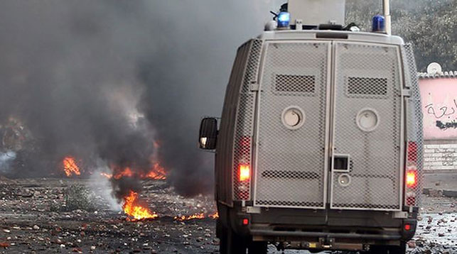 В Египте возле пирамид Гизы террористы взорвали туристический автобус. Есть погибшие