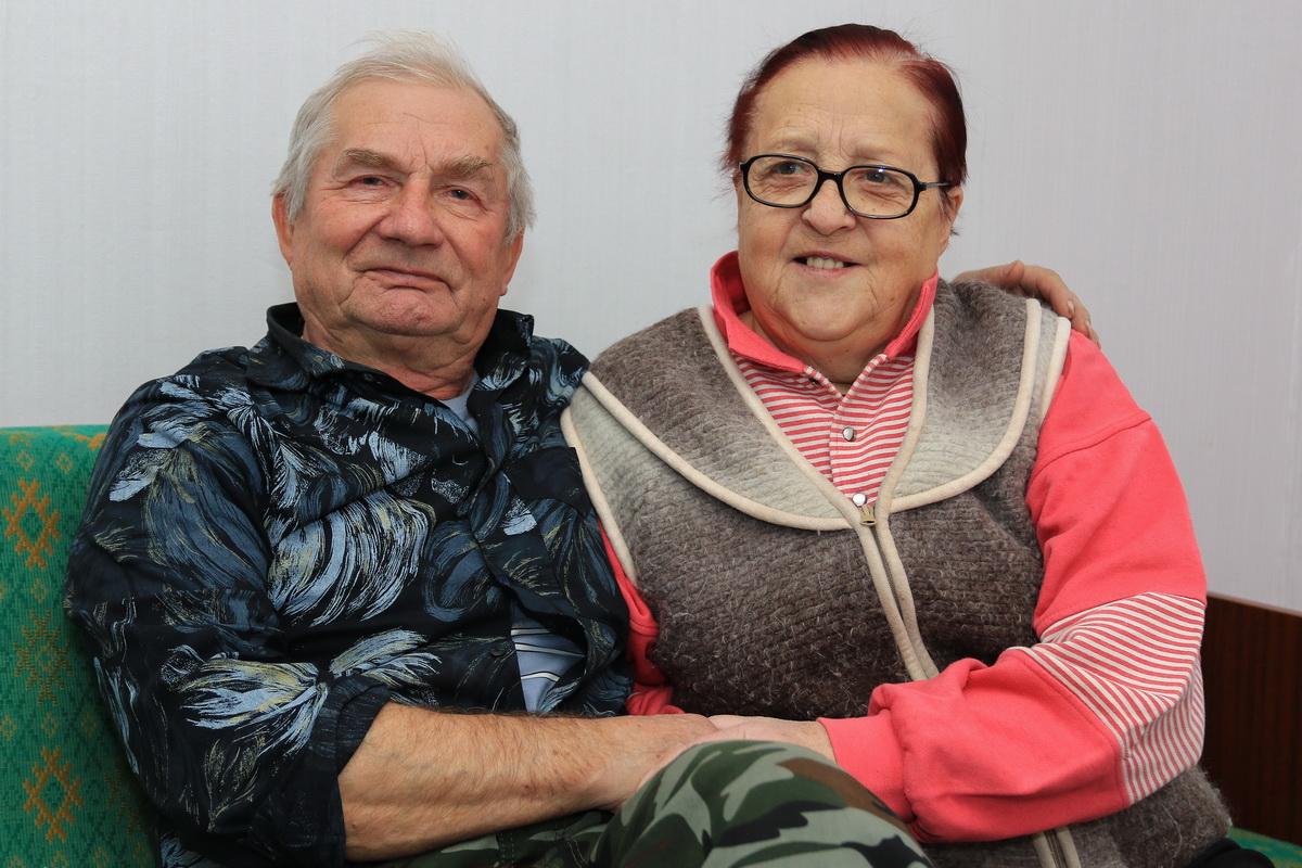 Юрий и Леонида Дребезовы. Фото: Александр ЧЕРНЫЙ