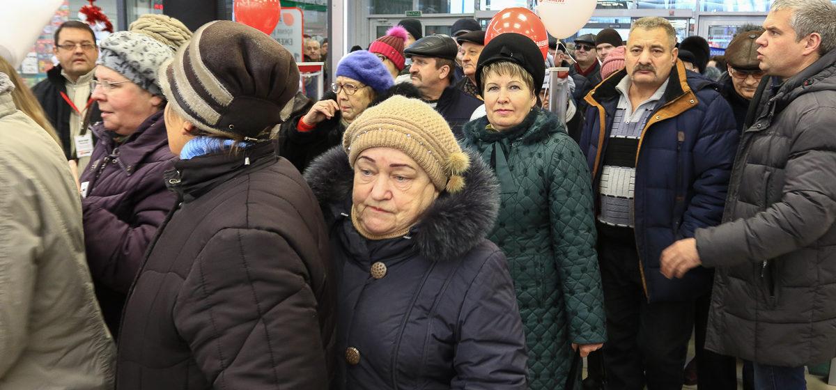 Новый магазин техники торжественно открыли в Барановичах