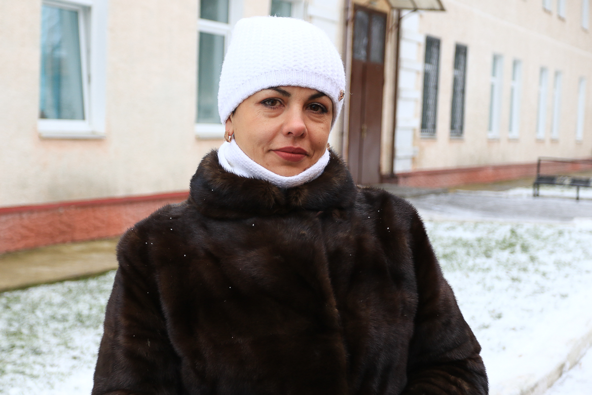 Наталья Дуко. Фото: Александр ЧЕРНЫЙ, Intex-press