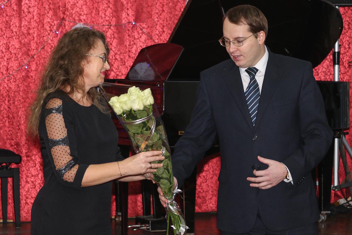 Наталья Горбик и Алексей Гарбуз.