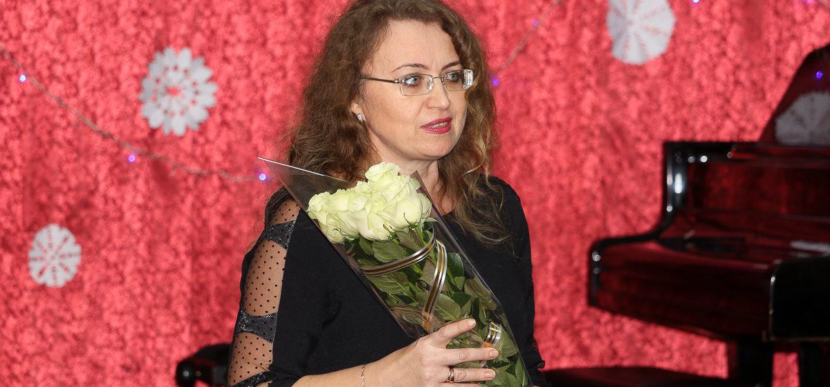 В Барановичской музыкальной школе искусств №3 новый директор