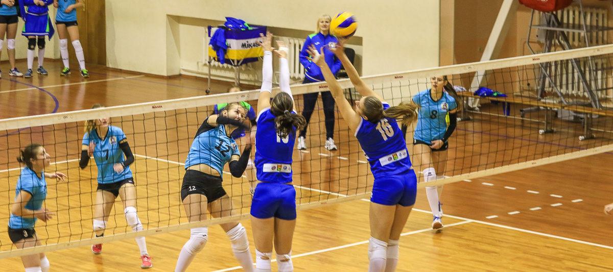 Волейбольная команда «Атлант-БарГУ» одержала две победы над командой ДЮСШ ВК «Могилев»