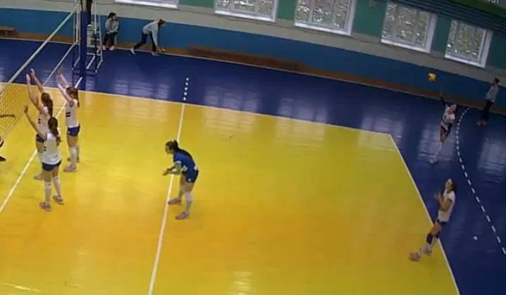 Волейболистки «Атланта-БарГУ» проиграли в гостях лидеру дивизиона