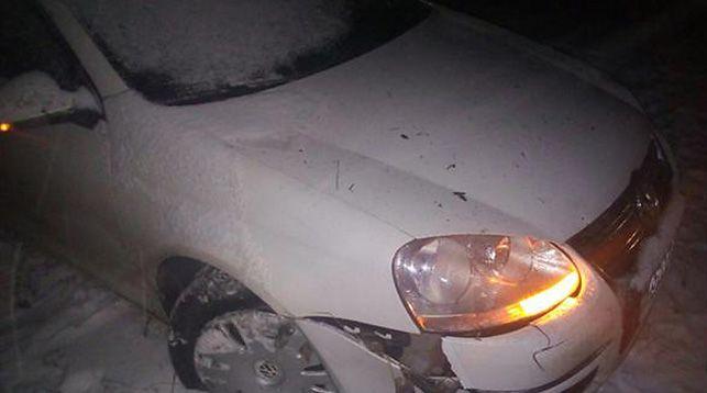 В Солигорском районе машина съехала в кювет и перевернулась – погиб 93-летний пассажир