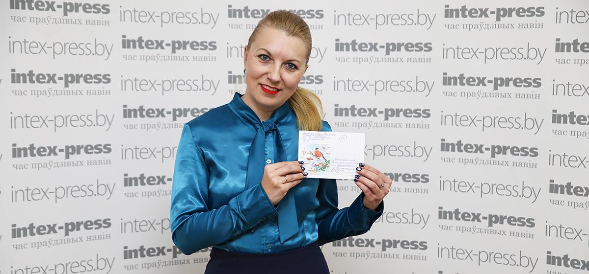 Стал известен победитель пятого тура рекламной игры «Робім Intex-press разам»