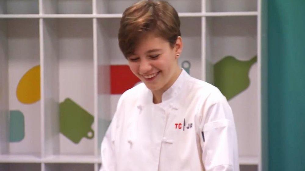 В США 12-летняя дочь белоруски победила в телеконкурсе юных поваров