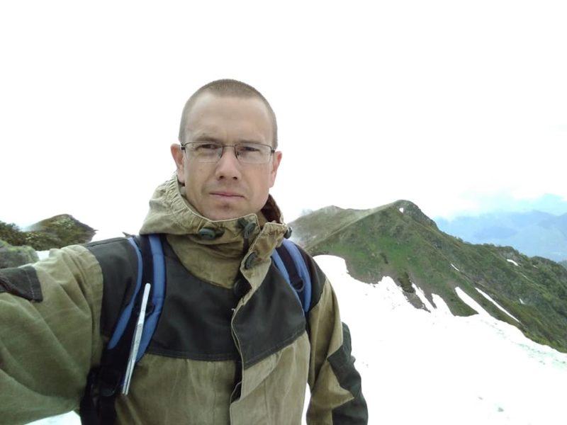 Денис Лундышев, доцент, кандидат биологических наук, фото из соцсетей.