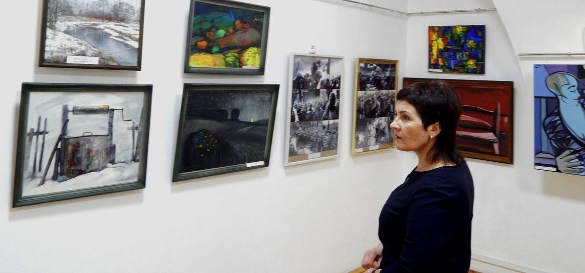 Работы учащихся и преподавателей Барановичской детской художественной школы покажут в Бресте