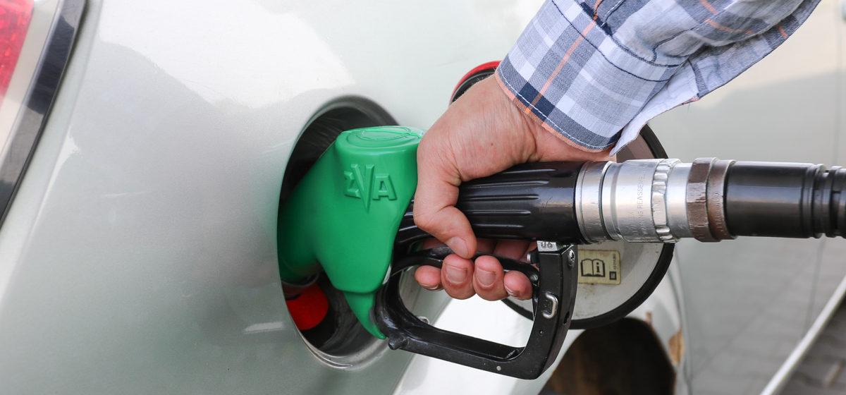 Автомобильное топливо дешевеет в Беларуси