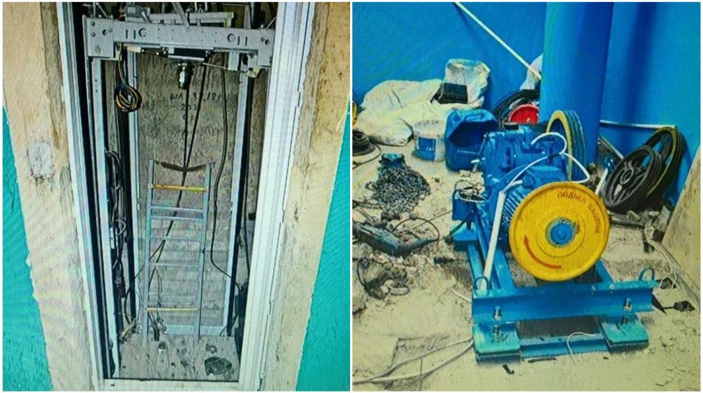 В Борисове погиб 34-летний рабочий из-за падения каркаса лифта