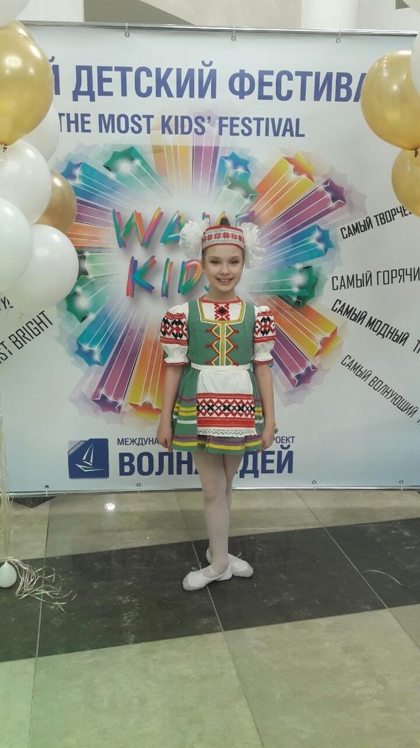 Варвара Евлаш. Фото: Надежда СЕМЕНКОВА