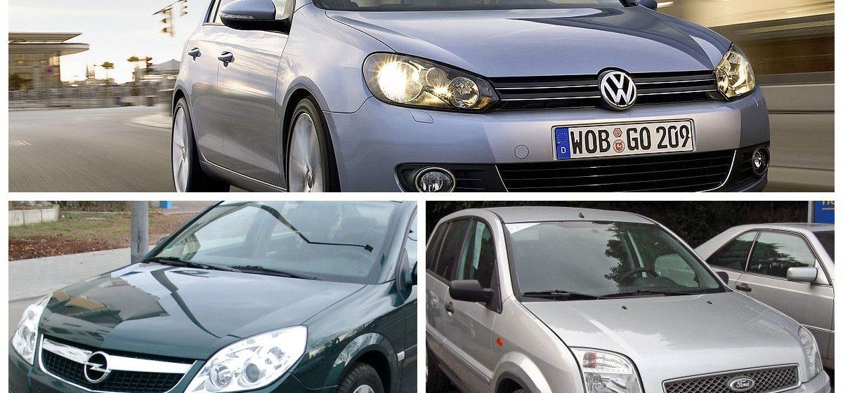 В МВД назвали самые популярные среди угонщиков марки машин