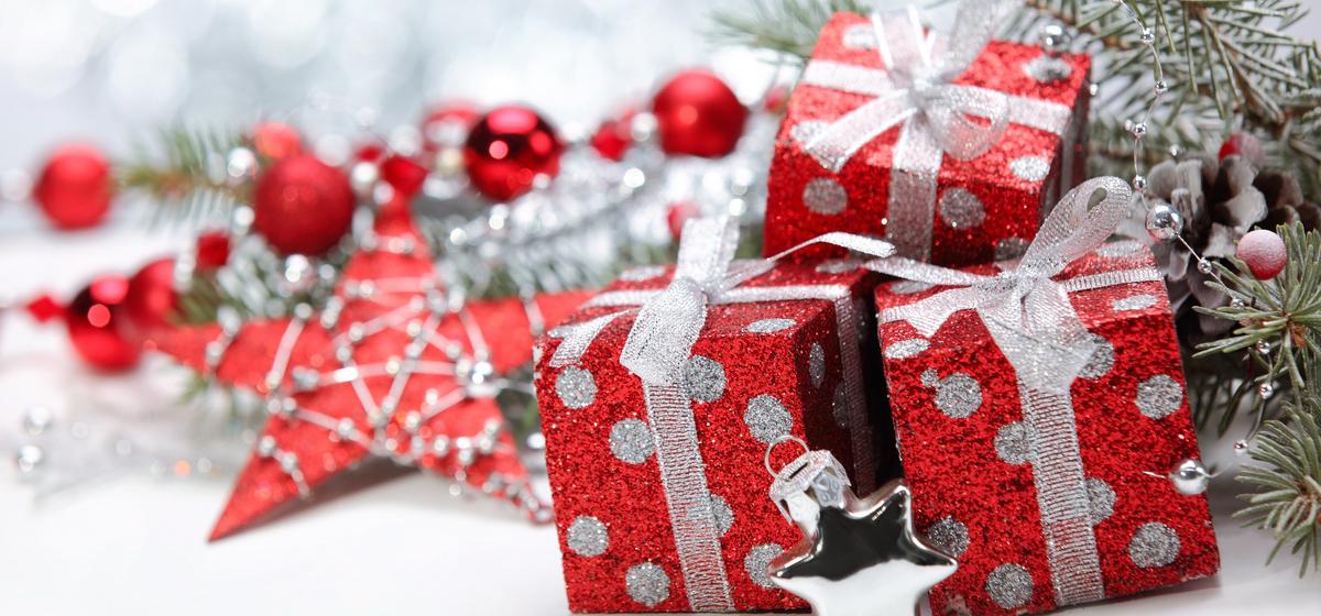 Идеи подарков к Новому году*