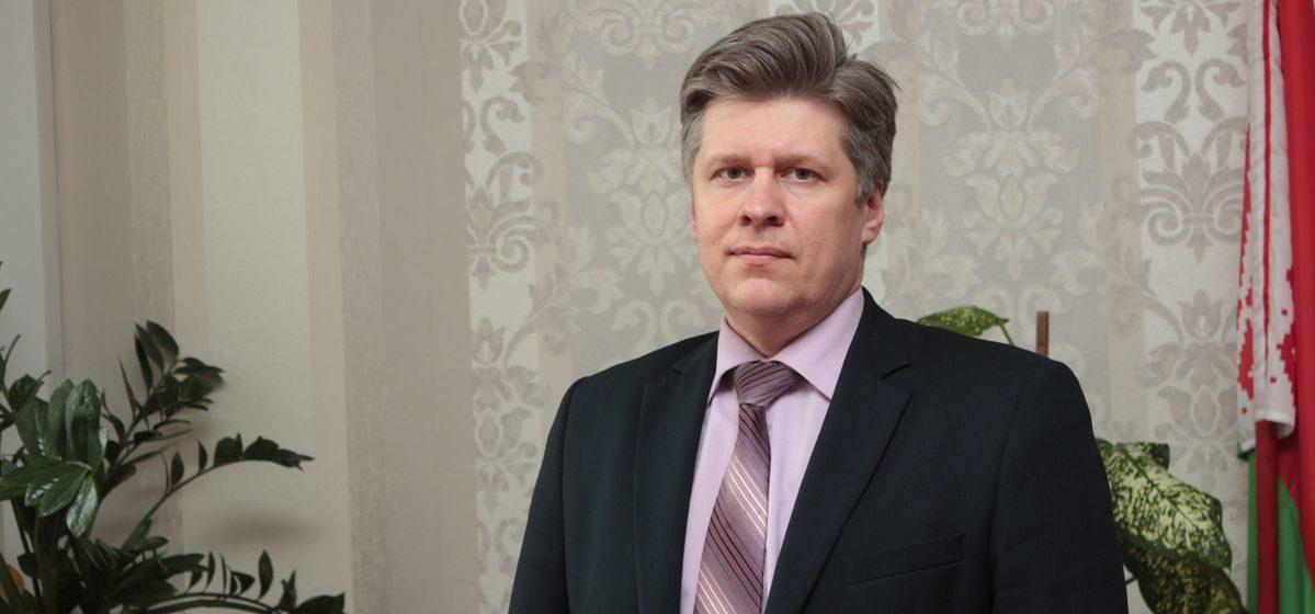 Новый директор назначен в средней школе №18 г. Барановичи