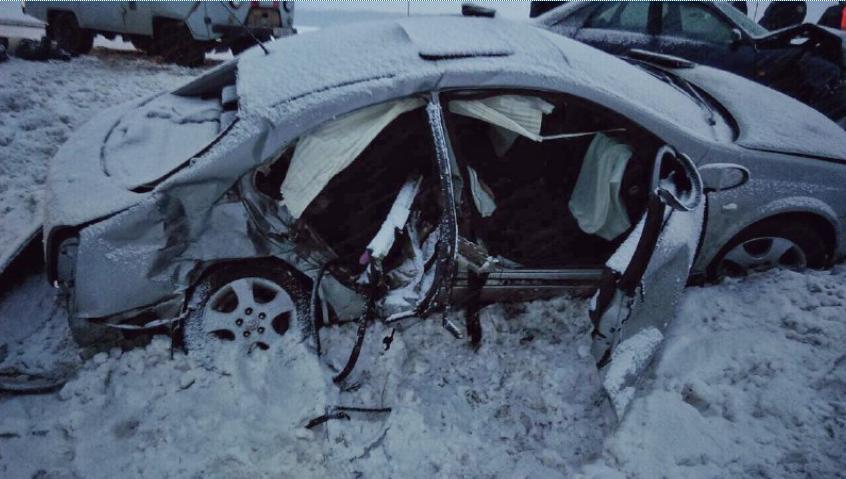 Под Рогачевом в ДТП погибли три женщины