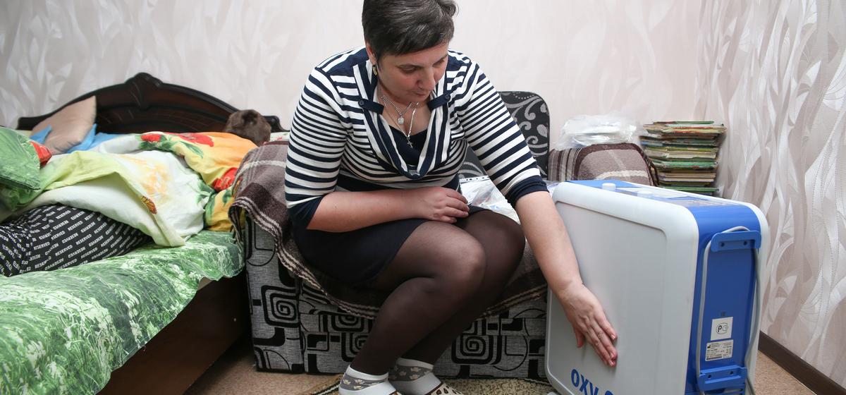 Читатели Intex-press собрали деньги на дорогостоящий аппарат для больного мальчика