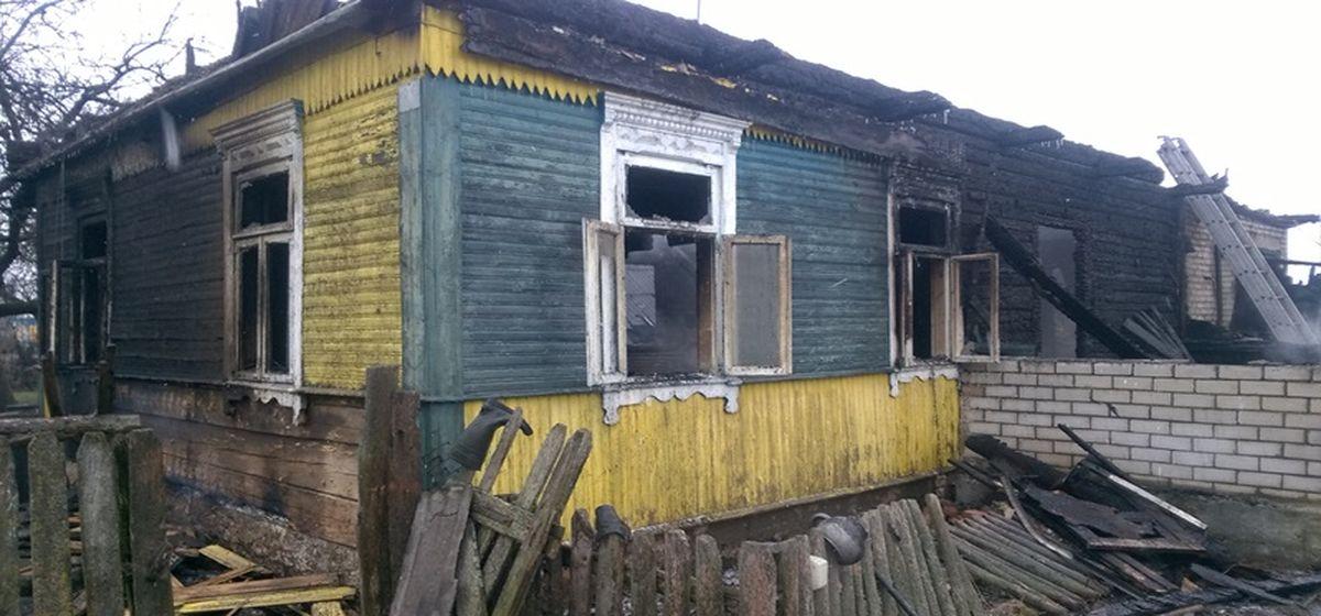 «Мужчина был хороший, хозяйственный». В Барановичском районе в огне погиб пенсионер
