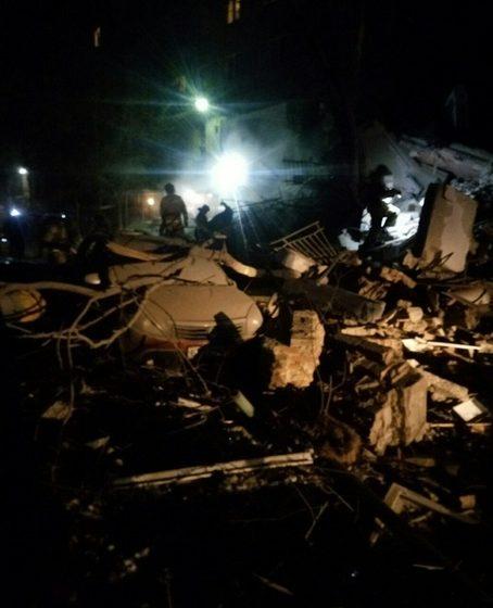 Через три недели ИГ заявила о причастности к взрыву жилого дома в Магнитогорске